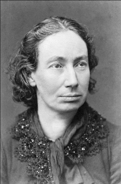 Qui est cette Louise, institutrice, anarchiste, franc-maçonne, féministe et égérie de la commune de paris ?