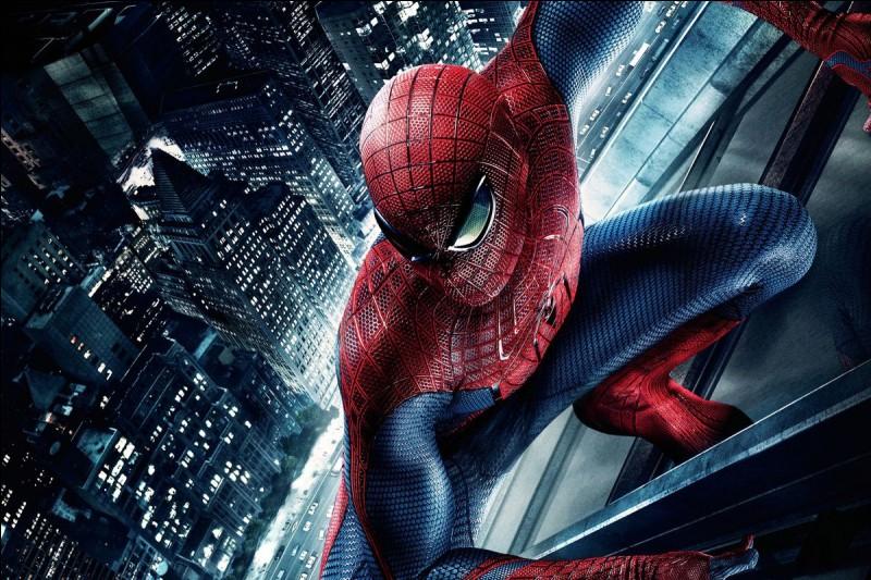 Quel acteur a joué le rôle de Peter Parker alias Spider-Man ?