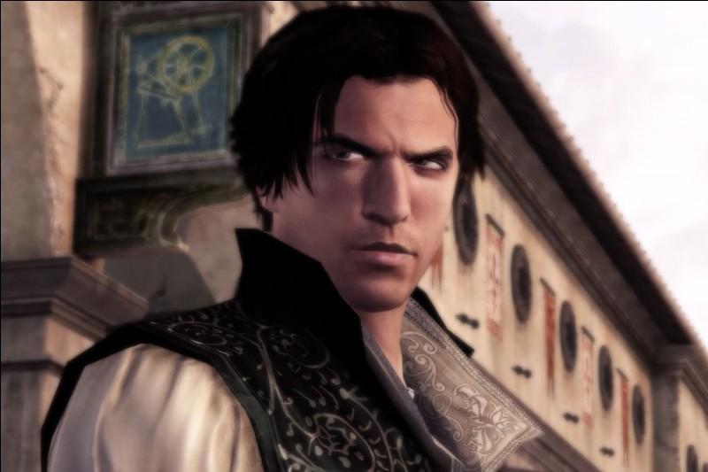 Où est né Ezio ?