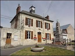 Notre balade commence dans l'arrondissement de Laon, à Boncourt. Nous sommes dans les Hauts-de-France, dans le département ...