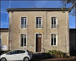 Commune Aindinoise, Challes-la-Montagne se situe en région ...