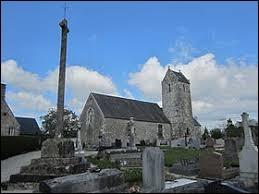 Ancienne commune Manchote, Champcervon se situe en région ...
