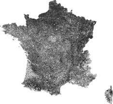 Saurez-vous situer ces communes ? (1849)