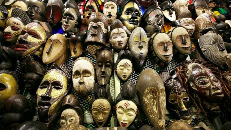 Quelle croyance, répandue en Afrique noire, suppose l'existence d'une âme dans les objets, les éléments et les animaux ?