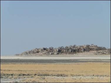 Qui a bâti la ''cité perdue du Kalahari'', en Namibie ?
