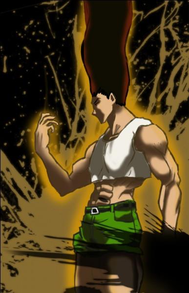 Qui a rendu Gon fou de rage, au point qu'il a développé une force surpuissante ?
