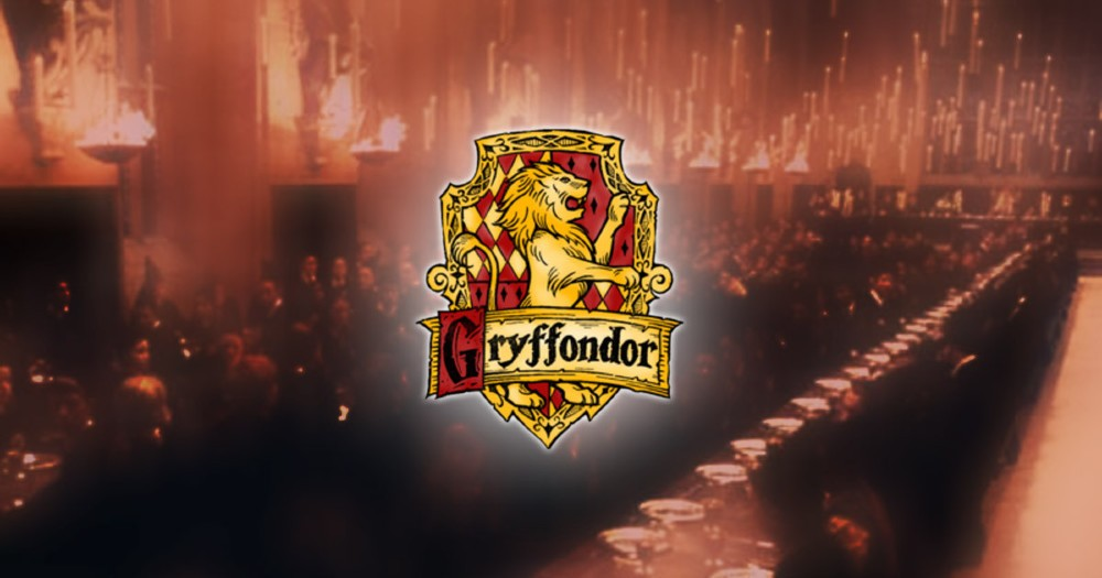 Gryffondor - Harry Potter