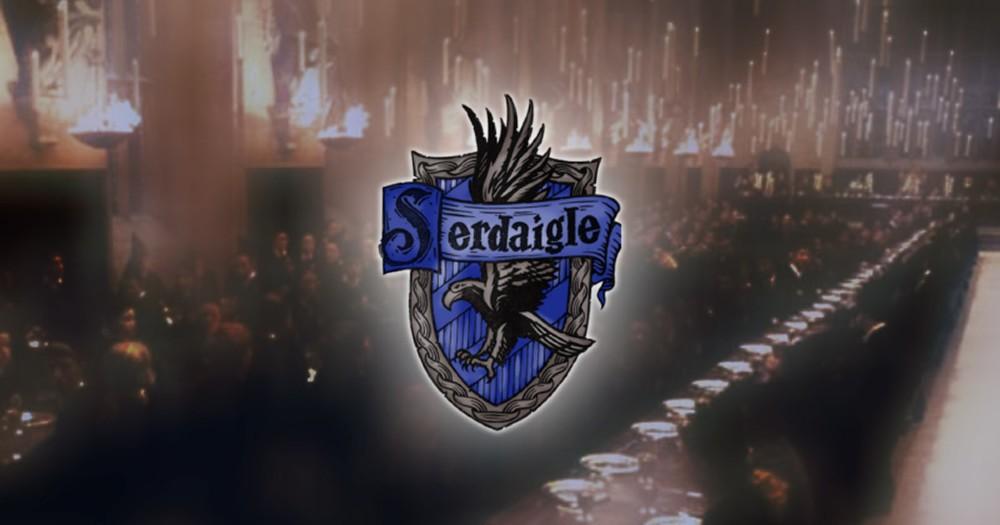 Serdaigle - Harry Potter