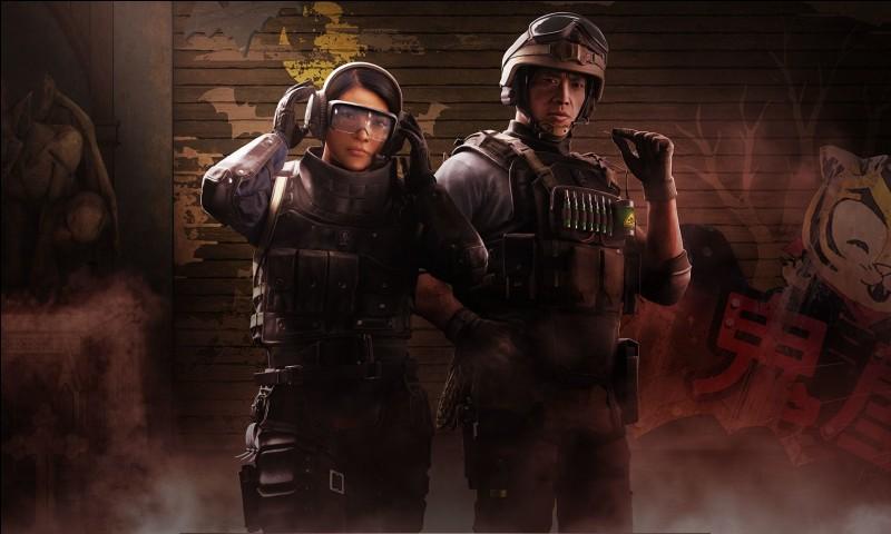 Qui sont ces deux personnages ?