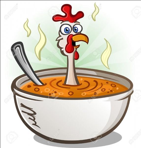 Quelle forme prend le bouillon quand il est industriel, gorgé de sel, et pas spécialement bénéfique pour la santé ?
