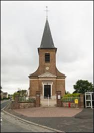 Nous terminons cette balade dans l'ancienne région Basse-Normandie devant l'église Saint-Pierre de Vergetot. Nous sommes dans le département ...