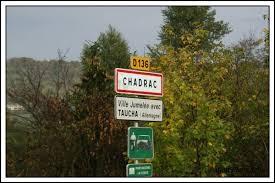 Ville de l'agglomération Ponote, en Auvergne-Rhône-Alpes, Chadrac se situe dans le département ...