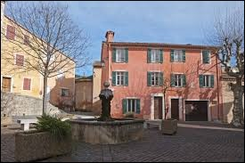 Ville de l'unité urbaine de Nice, en région P.A.C.A., Peymeinade se situe dans le département ...