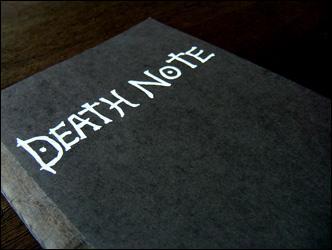 Qu'est-ce que le Death Note ?