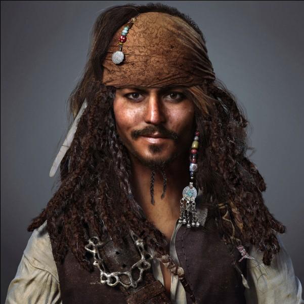 Comment s'appelle le bateau de pirates du célèbre Jack Sparow ?
