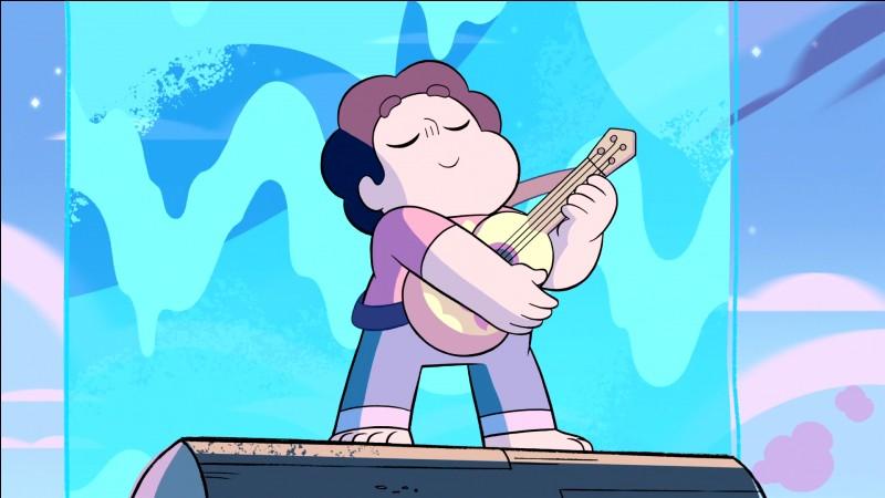 De quel instrument joue Steven ?