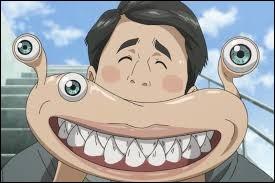 """Comment se nomme le deuxième parasite """"Amical"""" que nous rencontrons durant l'anime ?"""
