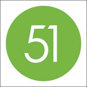 Au Tarot, que représente 51 ?