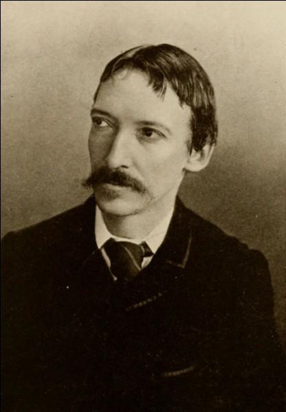"""Robert Louis Stevenson a écrit """"L'Étrange Cas du docteur Jekyll et de M. Hyde""""."""