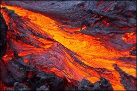 Le magma est formé...