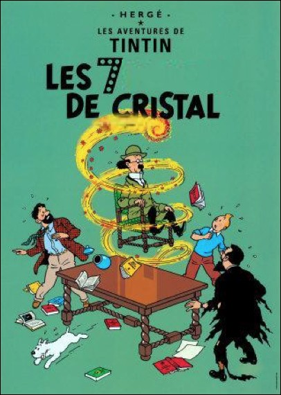 Quel est le nom de cette aventure de Tintin ?