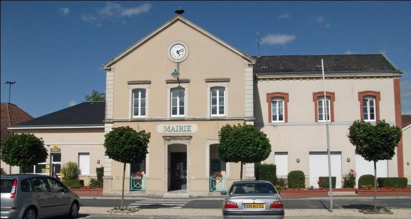 Quel est le nom de cette commune du département de la Marne située à 21 km de Reims ?
