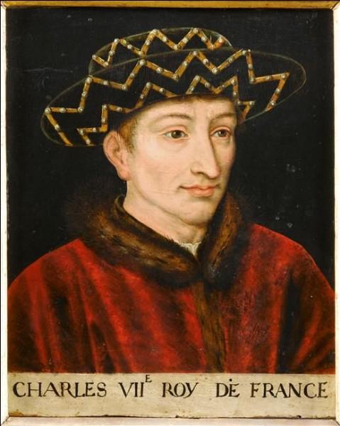 Quel est le surnom du roi Charles VII ?
