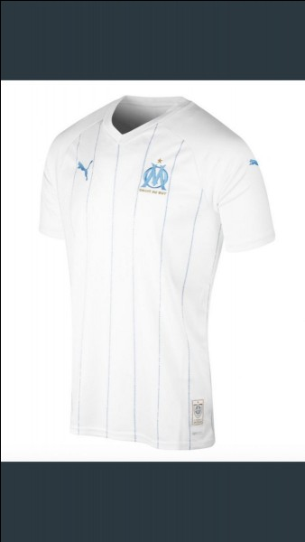 À quel club appartient ce maillot ?
