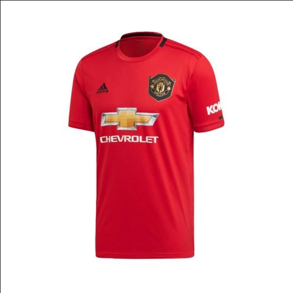 Les maillots des grands clubs de football (2)