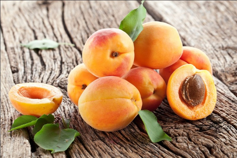 D'où viennent les abricots ?