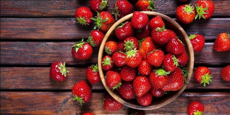 Nos amies les fraises viennent du...