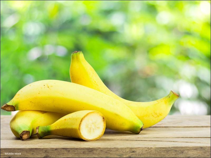 D'où vient la banane ?
