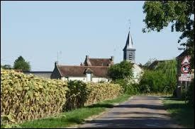 Commune Icaunaise, Butteaux se situe en région ...
