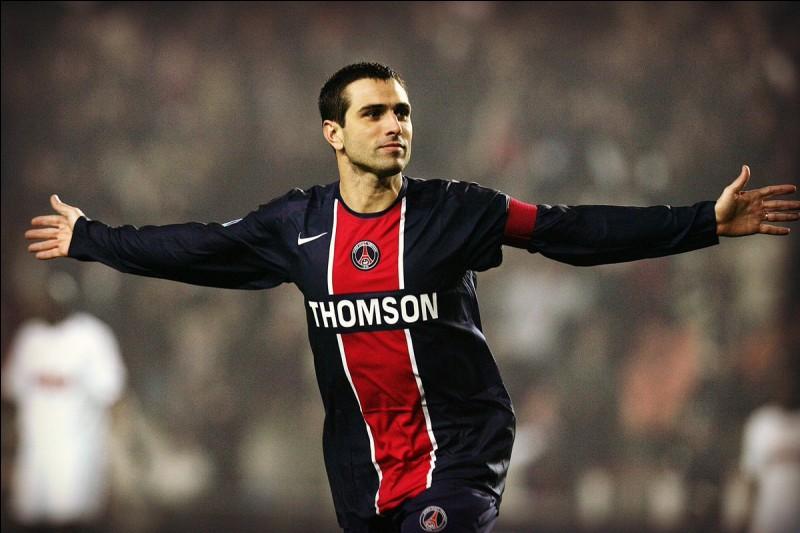 Qui est le meilleur buteur du Paris Saint-Germain ?