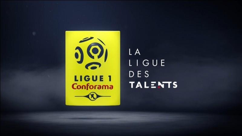 Quel a été l'ordre du podium lors de la saison 2018-2019 de la Ligue 1 Conforama ?