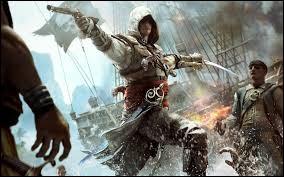 Quel est le nom du personnage principal de ''Assassin's Creed Black Flag ?