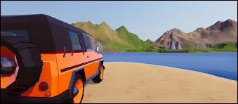 Ceci est un véhicule du jeux...