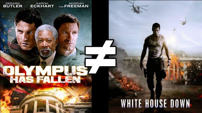 """""""White House Down"""" est un film dans lequel a joué Bruce Willis."""