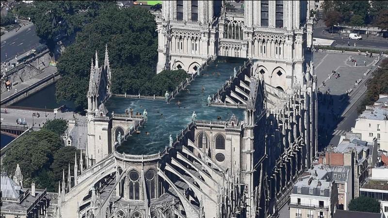 """""""Notre-Dame de Paris"""" est un film joué par Gina Lollobrigida."""