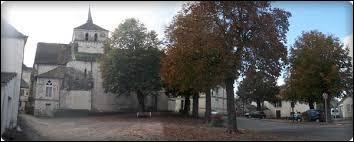 Commune de Nouvelle-Aquitaine, dans le Grand Châtellerault, Coussay-les-Bois se situe dans le département ...