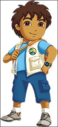 """Ce personnage vient du dessin animé """"Dora"""", mais quel est son nom ?"""