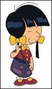 """Ce personnage de la BD """"Cédric"""", est une petite chinoise amoureuse de Cédric. Quel est son prénom ?"""