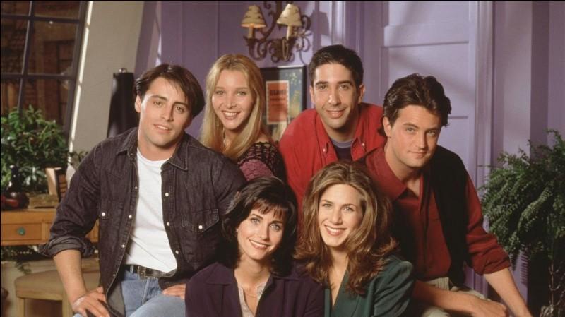 Qui n'a jamais vécu en colocation dans l'appartement de Monica ?