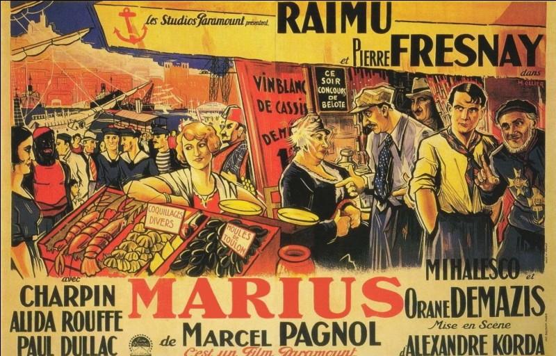 Avant de devenir un célèbre romancier, Marcel Pagnol fut...