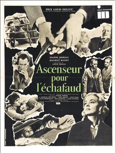 """Qui a composé la bande originale du film """"Ascenseur pour l'échafaud """" ?"""