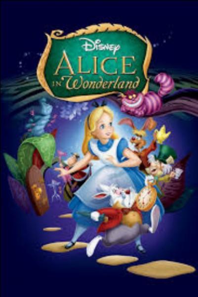 Dans ''Alice au pays des merveilles'' qui effaça le chemin d' Alice ?