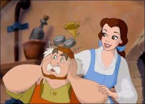 Comment s'appelle le père de la Belle ?