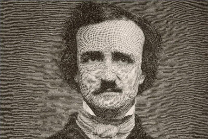 Poète, romancier, nouvelliste américain du XIXe siècle, c'est … Allan Poe.