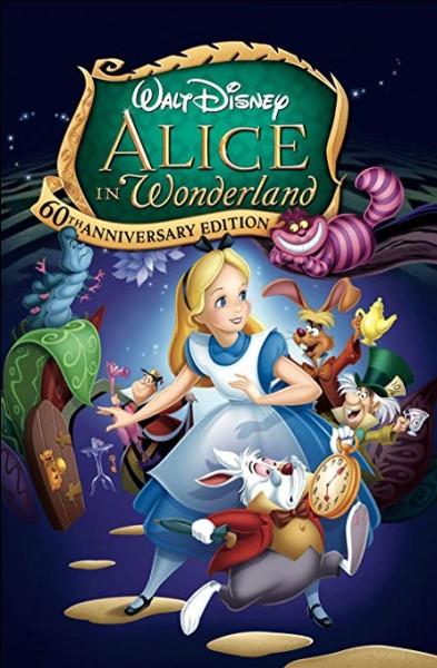 """Où se déroule l'histoire d'""""Alice au pays des merveilles"""" ?"""