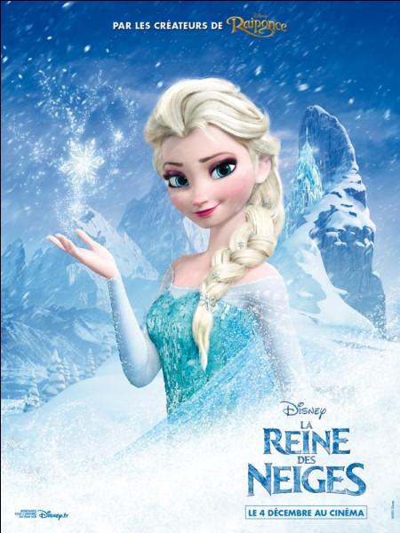"""Dans quel pays se déroule l'histoire de """"La Reine des neiges"""" ?"""